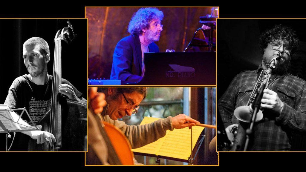 Jazz - João Mortágua, Carlos Azevedo e Tó Torres