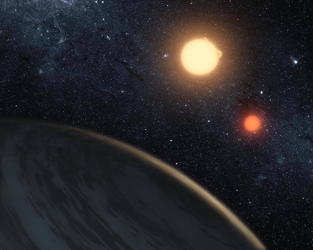 Projecto Kepler-16